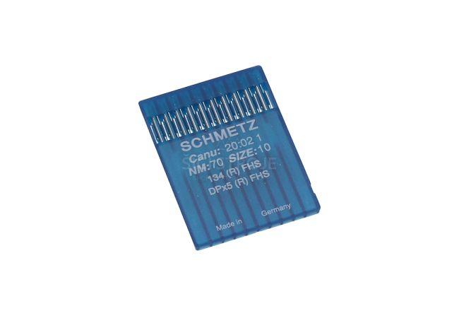Strojové jehly pro průmyslové šicí stroje Schmetz 134 (R) FHS 70