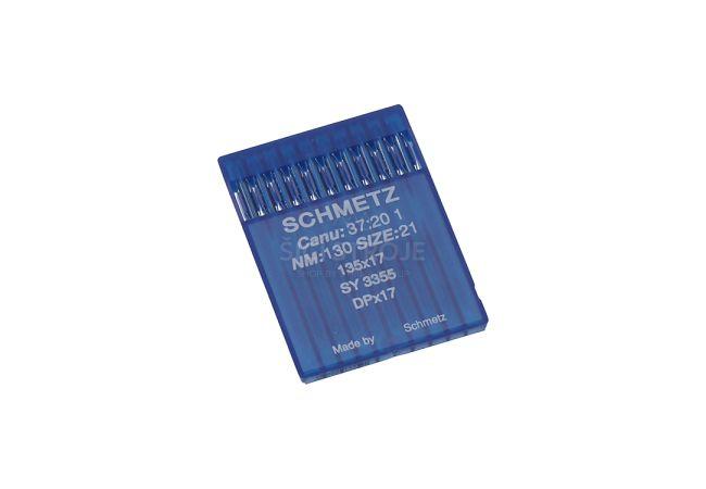 Strojové jehly pro průmyslové šicí stroje Schmetz 135X17 130