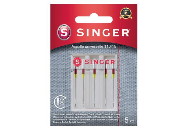 Jehly univerzální Singer 5x110