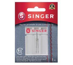 Dvojjehla univerzální Singer 3 mm 1x90