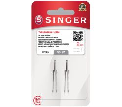 Jehly Singer 2025 - 80/12, 3,0 mm - 2 ks - Twin