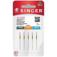Jehly Singer 2045 - 70/10, 80/12, 90/14 - 5 ks - Stretch