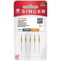 Jehly Singer 2045 - 70/10, 80/12 - 5 ks - Stretch