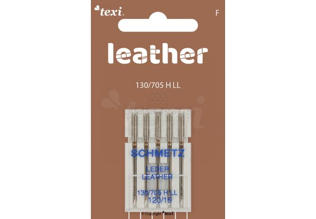 Jehly na kůži TEXI LEATHER 130/705 H LL 5x120
