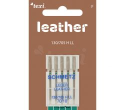 Jehly na kůži TEXI LEATHER 130/705 H LL 5x70