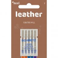 Jehly na kůži TEXI LEATHER 130/705 H LL 5x80-100