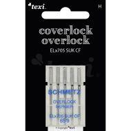 Jehly pro overlocky/coverlocky TEXI OVER/COVER ELX705 SUK CF 5x65