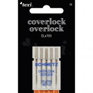 Jehly pro overlocky/coverlocky TEXI OVERLOCK/COVERLOCK ELX705 5x80