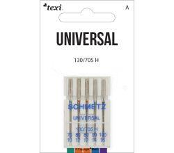 Univerzální jehly TEXI UNIVERSAL 130/705 H 5x70-100