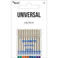 Univerzální jehly TEXI UNIVERSAL 130/705 H 10x70-100