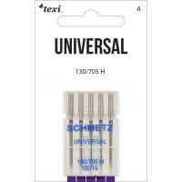Univerzální jehly TEXI UNIVERSAL 130/705 H 5x100