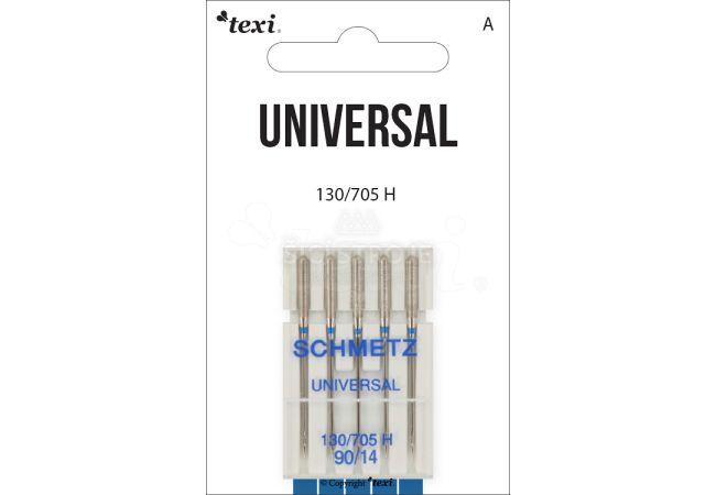 Univerzální jehly TEXI UNIVERSAL 130/705 H 5x90