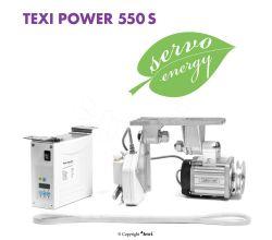 Servomotor pro šicí stroje TEXI POWER 550 S PREMIUM