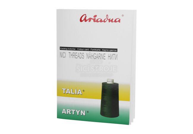 Barevnice nití Ariadna Talia a Artyn
