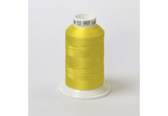 Vyšívací nit polyesterová IRIS 1000 m - 35032-417 2805