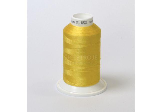 Vyšívací nit polyesterová IRIS 1000m - 35032-417 2806