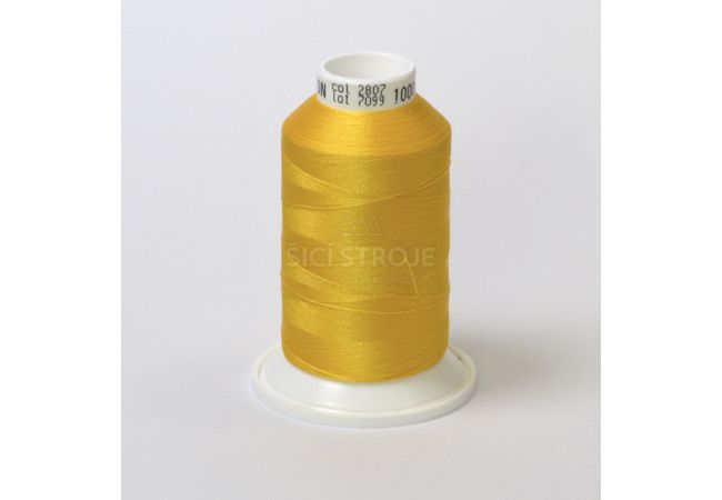 Vyšívací nit polyesterová IRIS 1000 m - 35032-417 2807