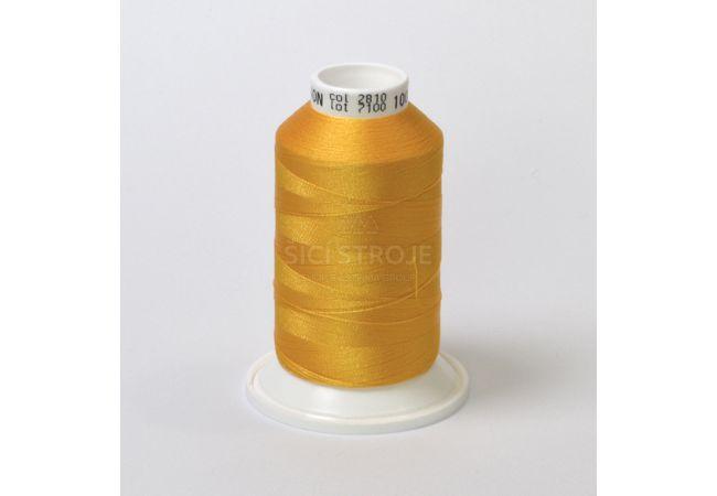 Vyšívací nit polyesterová IRIS 1000 m - 35032-417 2810