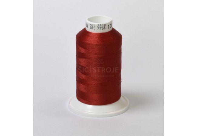 Vyšívací nit polyesterová IRIS 1000 m - 35032-417 2819