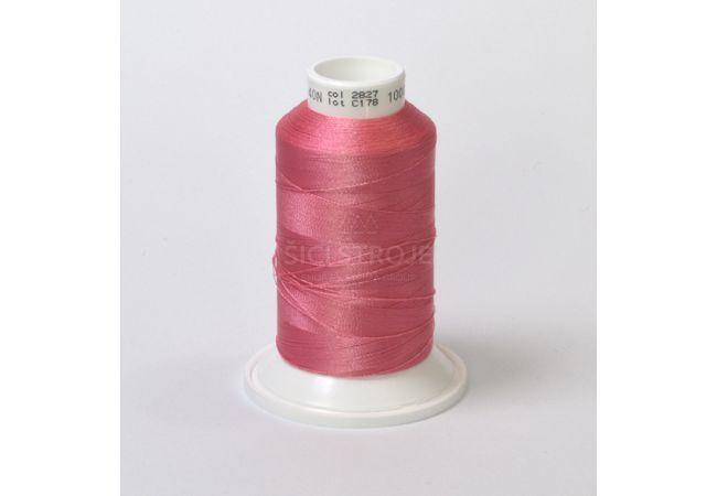 Vyšívací nit polyesterová IRIS 1000 m - 35032-417 2827