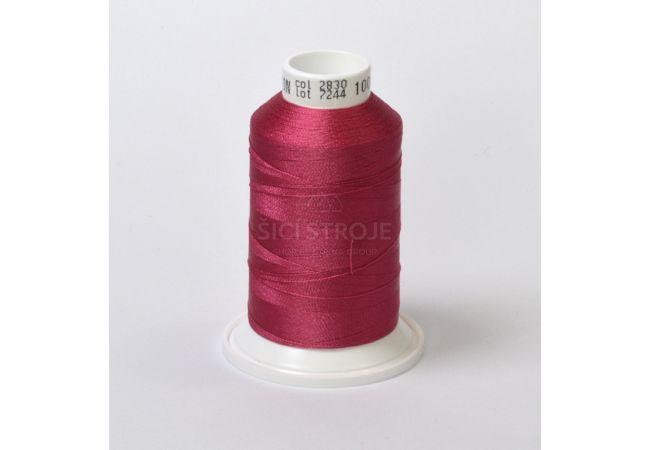 Vyšívací nit polyesterová IRIS 1000 m - 35032-417 2830