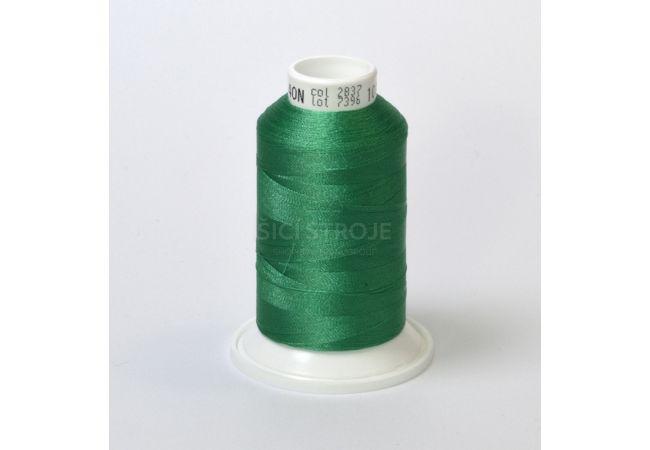 Vyšívací nit polyesterová IRIS 1000 m - 35032-417 2837
