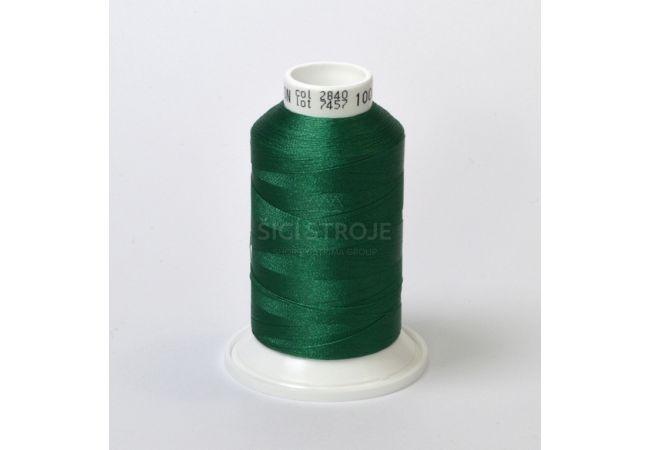 Vyšívací nit polyesterová IRIS 1000 m - 35032-417 2840