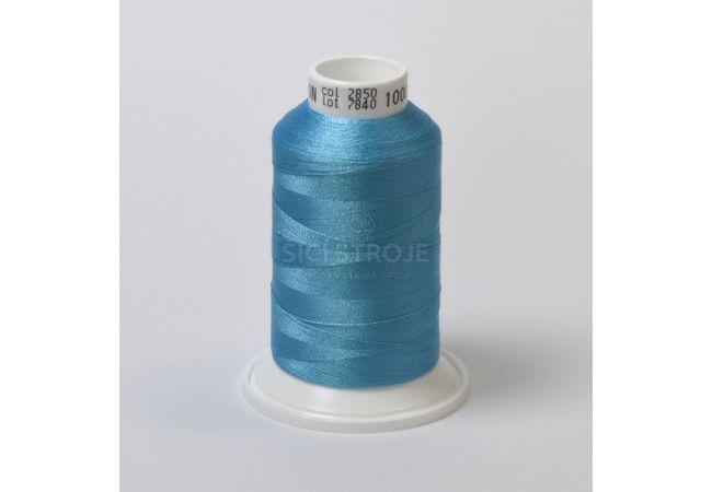 Vyšívací nit polyesterová IRIS 1000m - 35032-417 2850