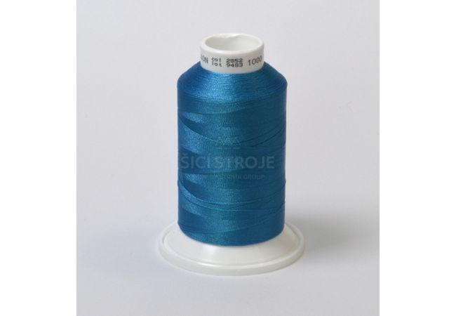 Vyšívací nit polyesterová IRIS 1000m - 35032-417 2852