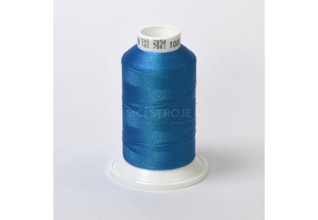 Vyšívací nit polyesterová IRIS 1000 m - 35032-417 2854