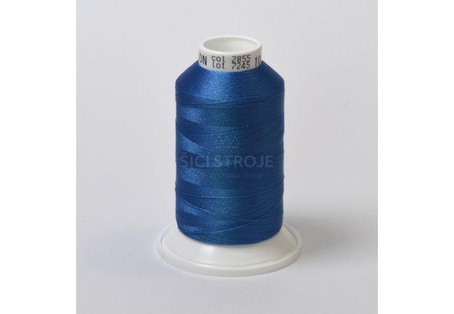 Vyšívací nit polyesterová IRIS 1000 m - 35032-417 2855