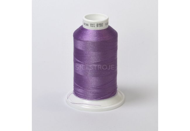 Vyšívací nit polyesterová IRIS 1000 m - 35032-417 2862