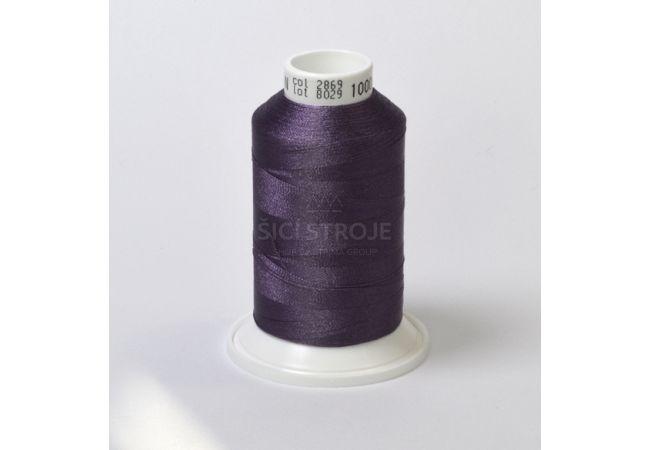 Vyšívací nit polyesterová IRIS 1000m - 35032-417 2869