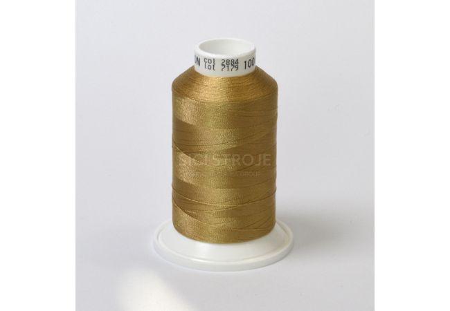 Vyšívací nit polyesterová IRIS 1000 m - 35032-417 2884