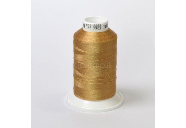 Vyšívací nit polyesterová IRIS 1000 m - 35032-417 2886