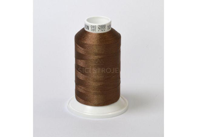 Vyšívací nit polyesterová IRIS 1000m - 35032-417 2888