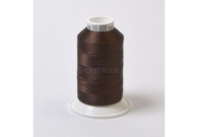 Vyšívací nit polyesterová IRIS 1000 m - 35032-417 2890