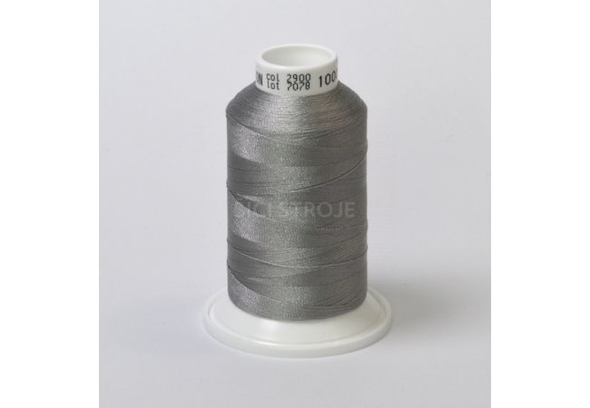 Vyšívací nit polyesterová IRIS 1000 m - 35032-417 2900
