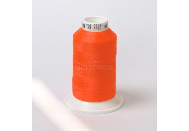 Vyšívací nit polyesterová IRIS 1000 m - 35032-417 2913
