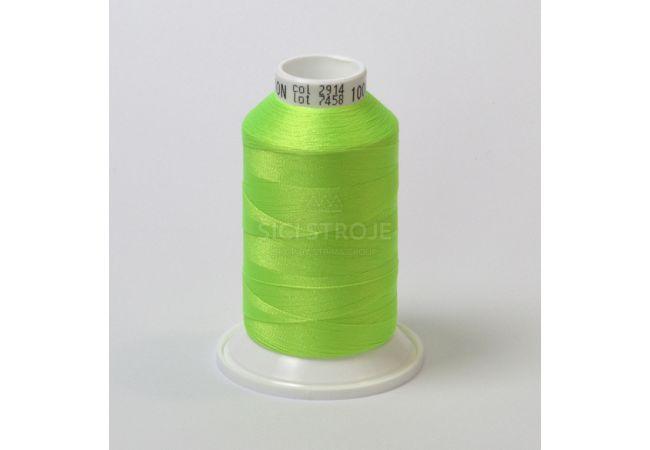 Vyšívací nit polyesterová IRIS 1000m - 35032-417 2914