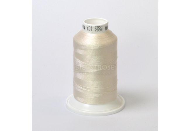 Vyšívací nit polyesterová IRIS 1000 m - 35032-417 2951
