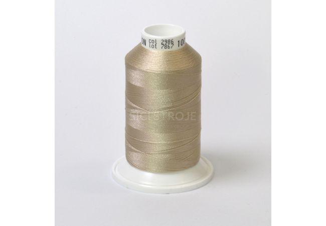 Vyšívací nit polyesterová IRIS 1000m - 35032-417 2986
