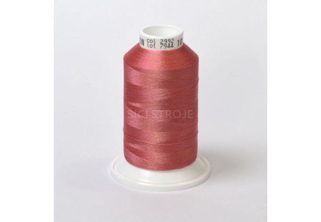 Vyšívací nit polyesterová IRIS 1000m - 35032-417 2992