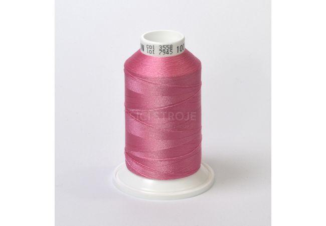 Vyšívací nit polyesterová IRIS 1000 m - 35032-417 3558