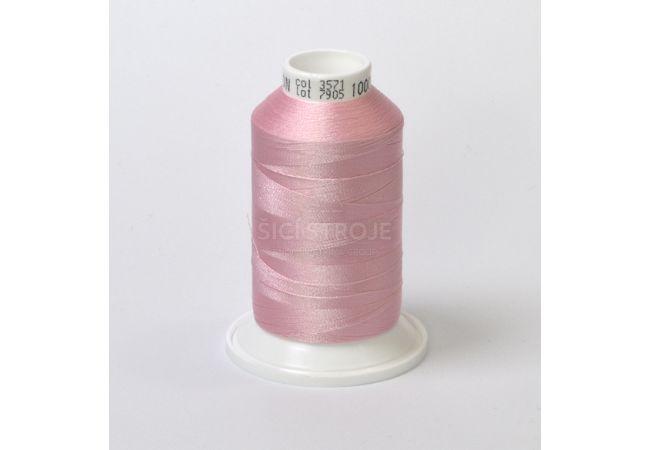 Vyšívací nit polyesterová IRIS 1000 m - 35032-417 3571
