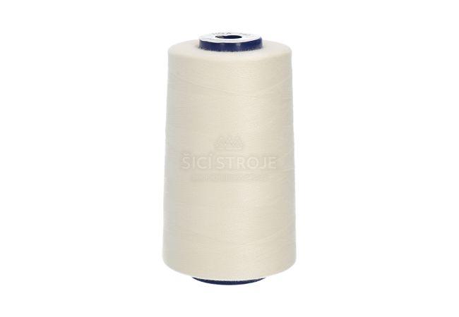 Polyesterová nit Viga 140 5000 m - 0401