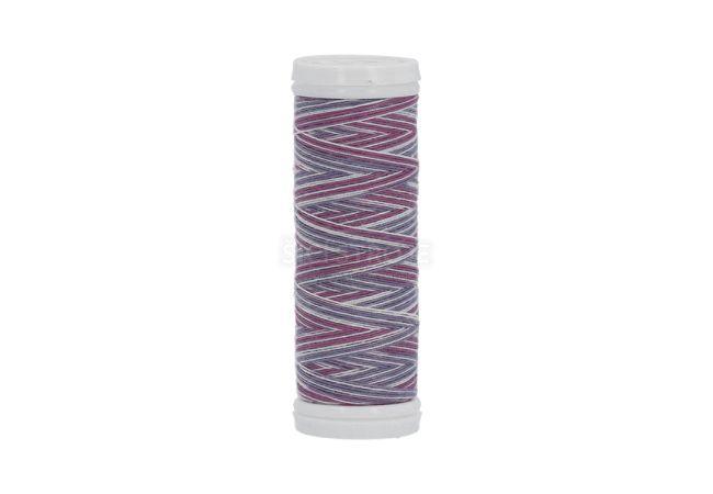 Polyesterová nit žíhaná Viga 80 multicolor 150 m - 9043