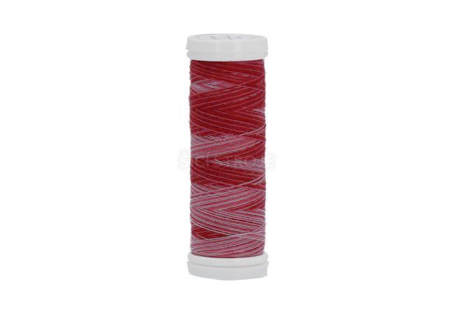 Polyesterová nit žíhaná Viga 80 multicolor 150m - 9044