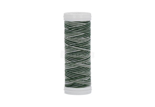 Polyesterová nit žíhaná Viga 80 multicolor 150 m - 9047