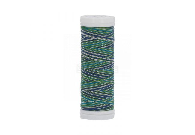 Polyesterová nit žíhaná Viga 80 multicolor 150 m - 9050